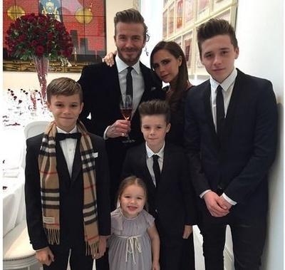 Дэвид и Виктория Бекхэм снимают реалити-шоу о своей семье