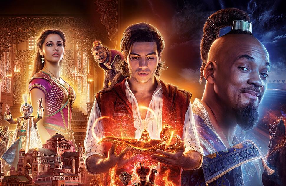 Disney снимет продолжение игрового ремейка «Аладдина»