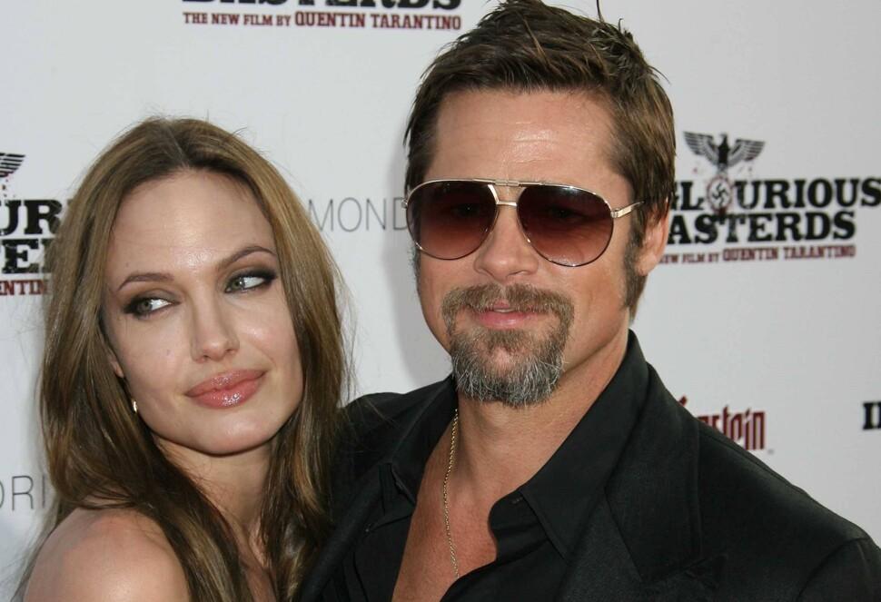 Большой шаг: Анджелина Джоли предложила Брэду Питту провести лето с детьми