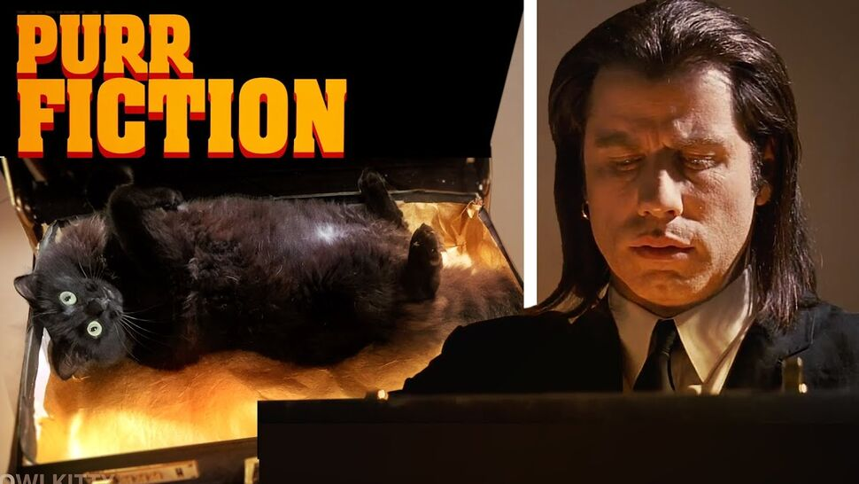 Так вот что было в чемодане: в «Криминальное чтиво» добавили кошку