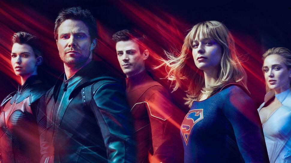Супергерои в сборе: вышел первый тизер кроссовера «Кризис на Бесконечных Землях»