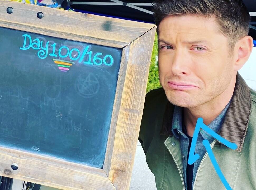 Звезды «Сверхъестественного» вернулись на съемки 15 сезона: «Осталось всего 60 дней»