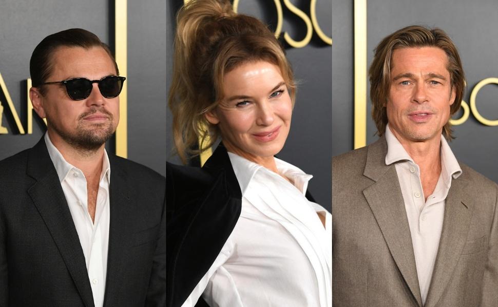 Рене Зеллвегер, Леонардо ДиКаприо и другие на завтраке в честь номинантов «Оскара» 2020