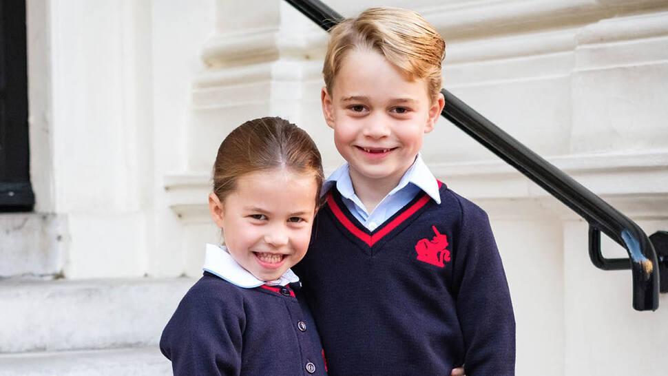 Крестная мать принца Джорджа рассказала о нем публично: «Диана бы так его любила»
