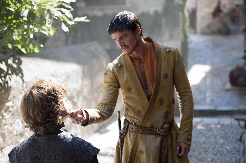 Шоураннер «Игры престолов» рассказал об «очень необычных» пробах на роль Оберина Мартелла