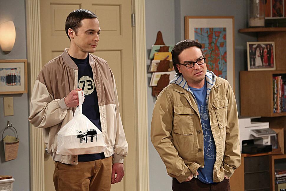 Леонарда и Шелдона в «Теории большого взрыва» могли сыграть экранные Барри и Стюарт