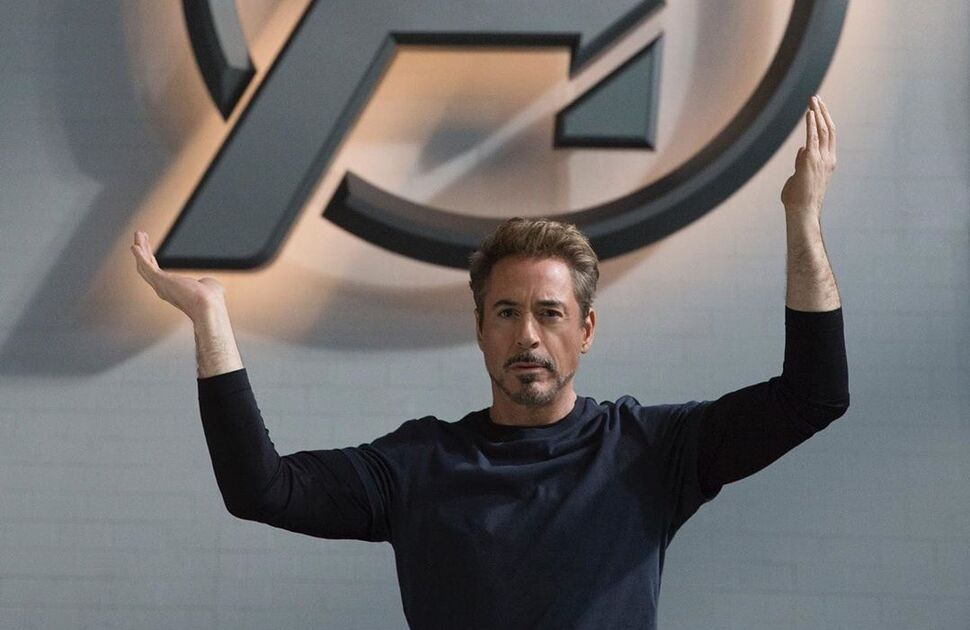 Disney поделилась новыми фото со съемок «Мстителей: Финал»