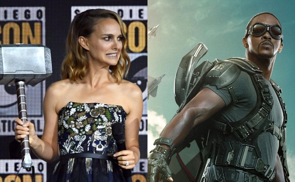 Слух: у экс-возлюбленной Тора Джейн Фостер будет роман с другим Мстителем