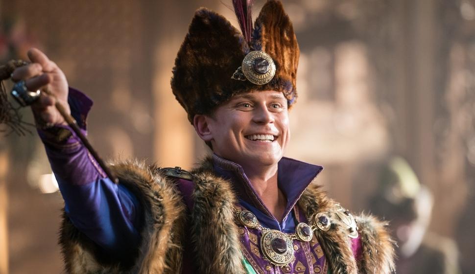 Disney осудили за решение снять спин-офф «Аладдина» с белым главным героем