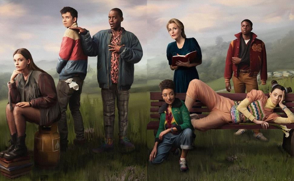Netflix раскрыл дату 2 сезона «Полового воспитания» и показал персональные постеры