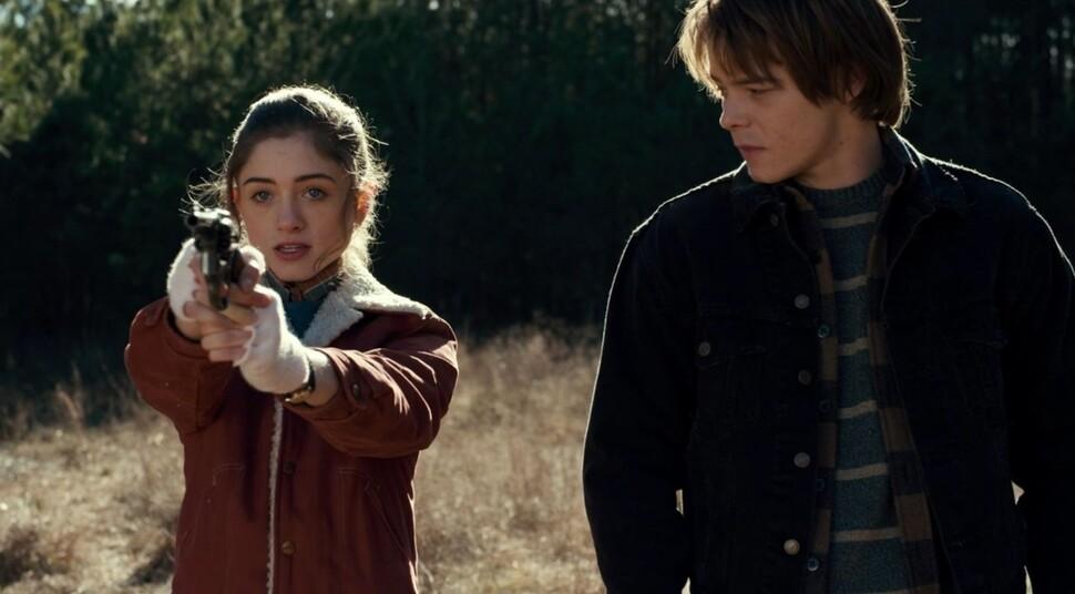 Звезда «Очень странных дел» Наталия Дайер поговорила о будущем Нэнси в 4 сезоне