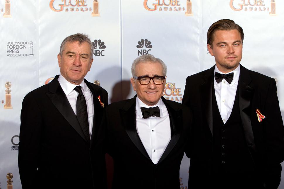 Мартин Скорсезе заявил, что его фильм с Леонардо ДиКаприо и Робертом Де Ниро будет вестерном