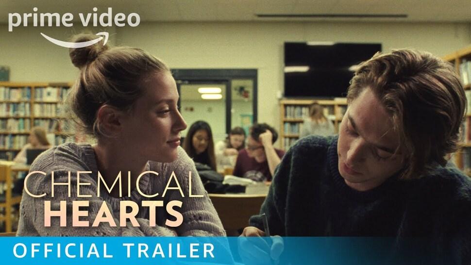 Лили Рейнхарт снова влюбляется в трейлере фильма «Химические сердца»