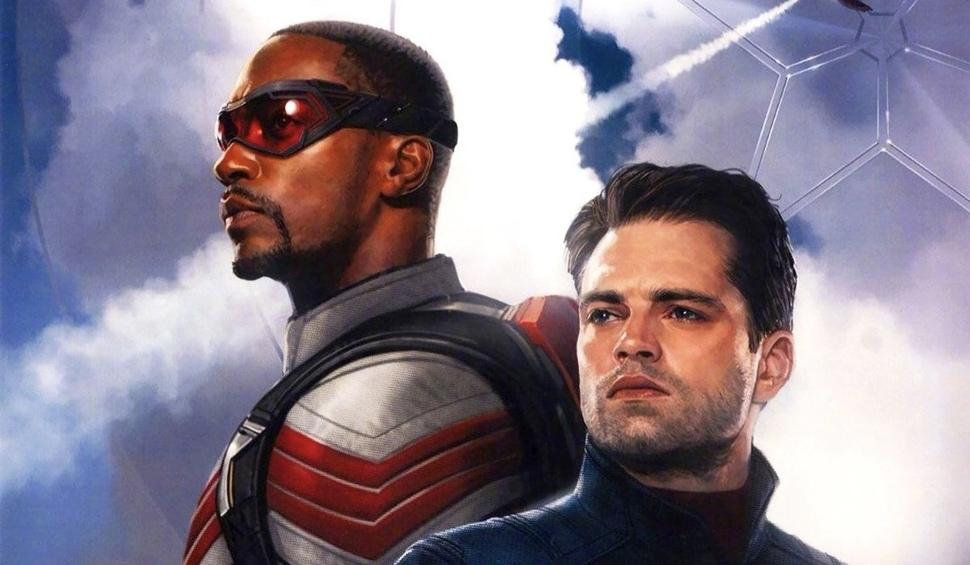 Энтони Маки описал сериал «Сокол и Зимний солдат» как 6-часовой фильм Marvel