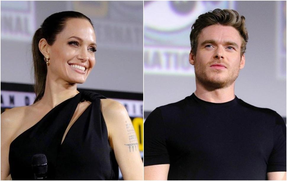 Анджелина Джоли и Ричард Мэдден раскрыли первые подробности о «Вечных» Marvel