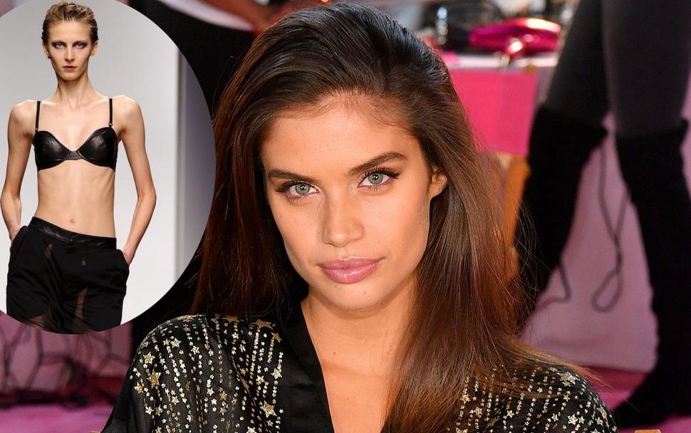 Сара Сампайо осудила Джамилу Джамил за распространение негативных стереотипов о моделях