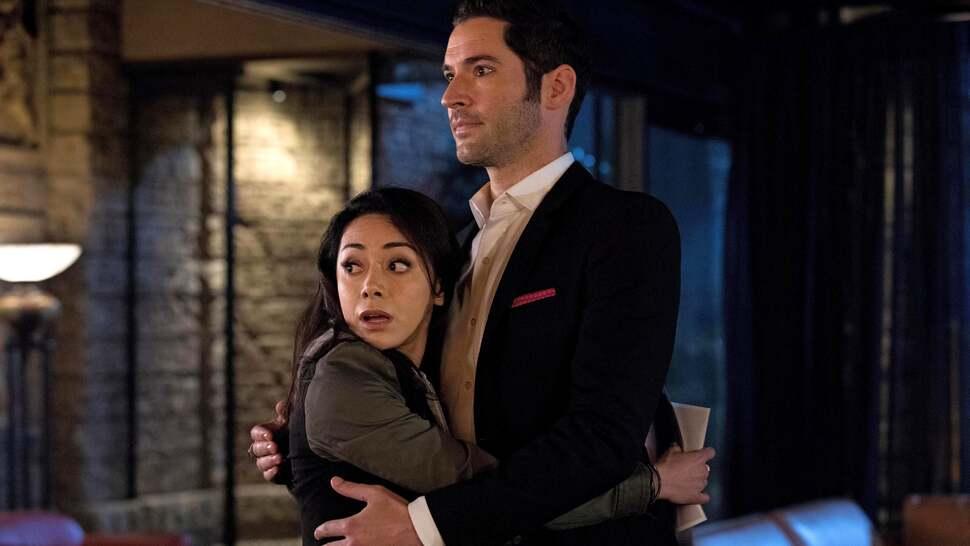 Эйми Гарсия поговорила о сексуальном напряжении между Эллой и Люцифером в 5 сезоне