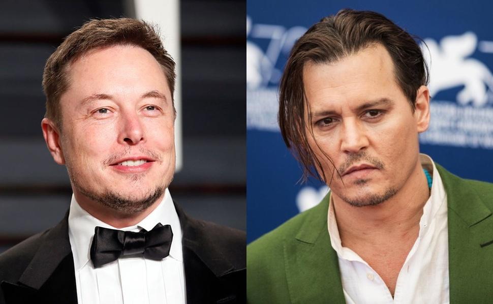 До чего роман с Эмбер Херд доводит: Илон Маск готов сойтись в драке с Джонни Деппом