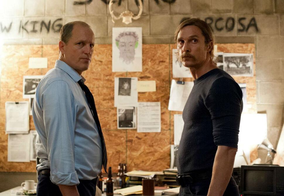 Возвращение «Настоящего детектива»: Мэттью МакКонахи и Вуди Харрельсон отдохнули на море
