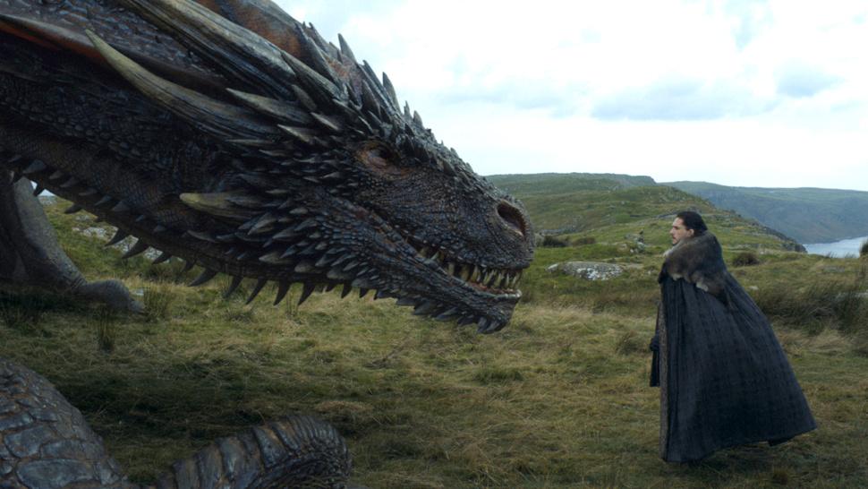 Кит Харингтон опроверг теорию фанатов и рассказал о сложностях полетов на драконах в «Игре престолов»