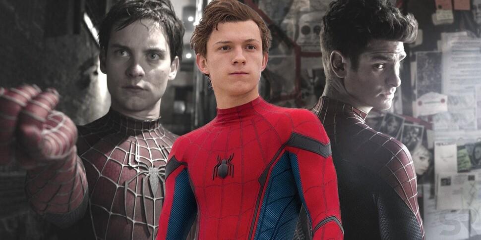Том Холланд объяснил, чем его Человек-паук лучше героев Тоби Магуайера и Эндрю Гарфилда