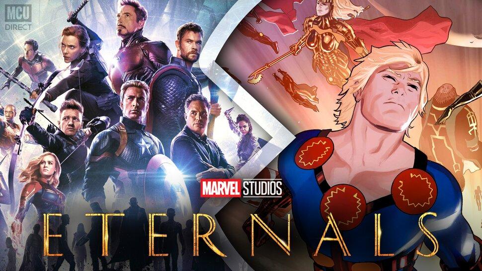 Студия Marvel поделилась подробностями о фильме «Вечные»
