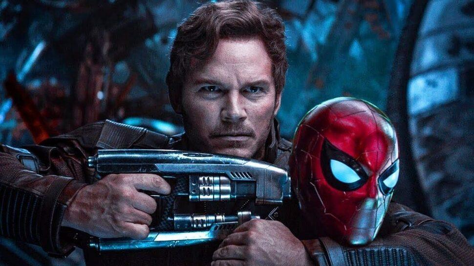 Том Холланд и Крис Прэтт поспорили, победит ли Человек-паук в схватке со Звездным Лордом