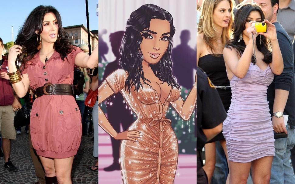 Ким Кардашьян о своих модных провалах: «Мне остается только посмеяться»