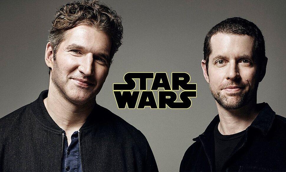 Фанаты могут выдыхать: Дэвид Бениофф и Дэн Уайсс отказались от «Звездных войн»