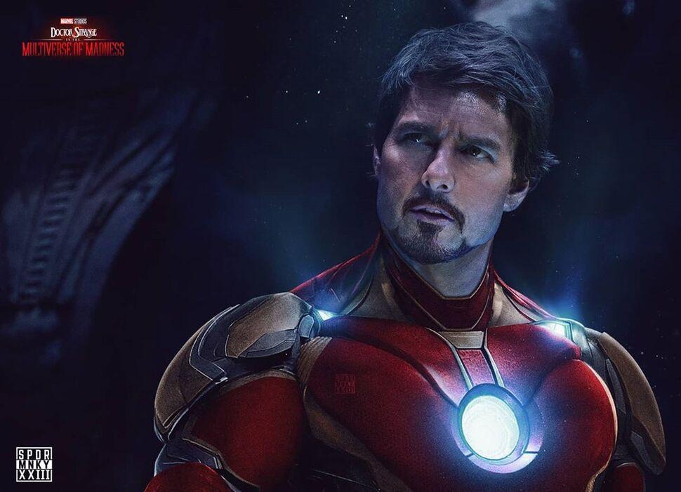 Слух дня: Том Круз может сыграть альтернативного Тони Старка в «Докторе Стрэндже 2»