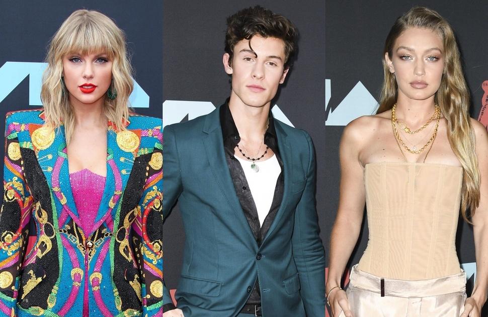 Тейлор Свифт, сестры Хадид, Шон Мендес и другие звезды на премии MTV Video Music Awards 2019