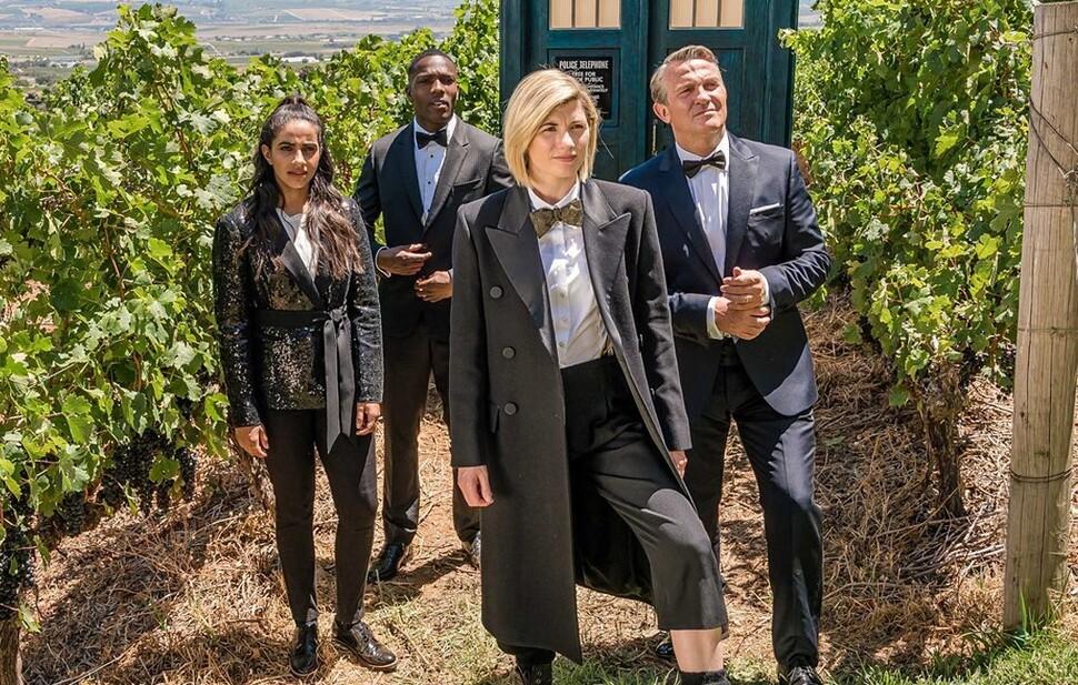 Повелитель времени в опасности: вышел дебютный трейлер 12 сезона «Доктора Кто»