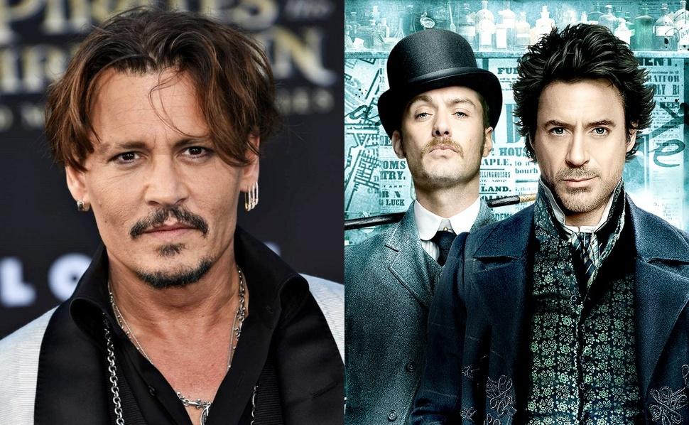 Инсайдер: Джонни Депп сыграет в «Шерлоке Холмсе 3»