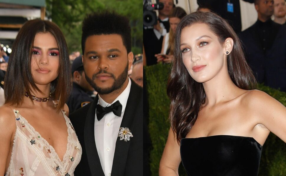 Снова дружат? Селена Гомес подписалась на Беллу Хадид после ее разрыва с The Weeknd