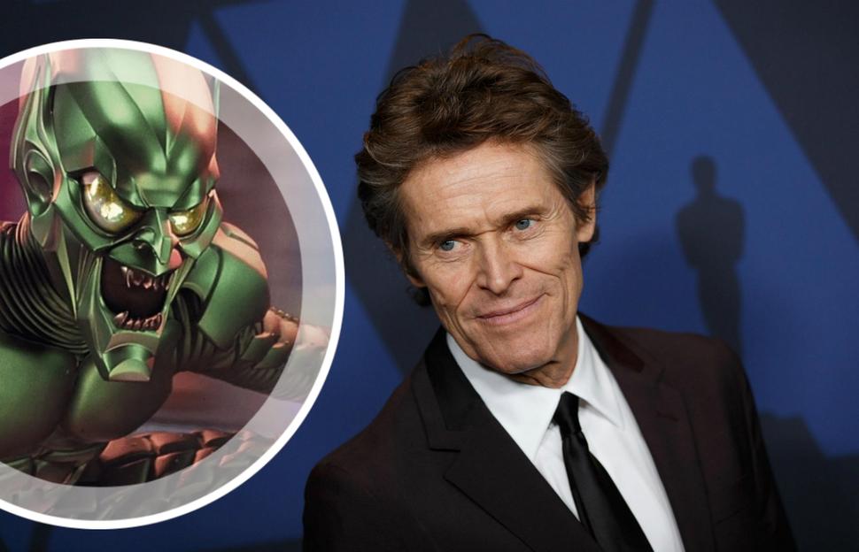 Уиллем Дефо ответил, хочет ли вернуться к образу Гоблина в «Человеке-пауке»