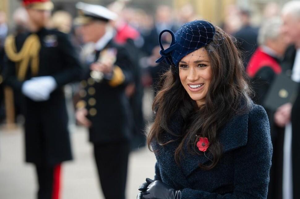 Британцы признали Меган Маркл «самым затравленным человеком» 2019 года