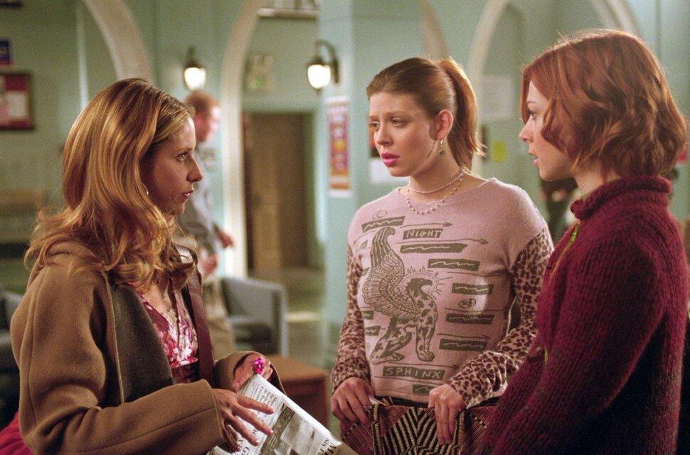Джосс Уидон заявил, что сделал бы героиню «Баффи» бисексуальной в ремейке