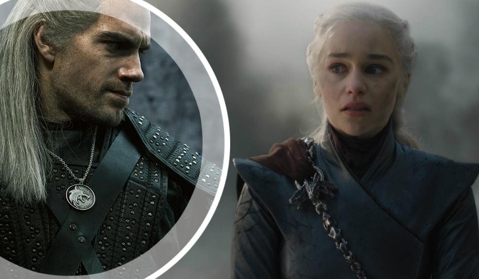 «Похож на Дейнерис Таргариен»: Генри Кавилл прокомментировал сравнения «Ведьмака» с «Игрой престолов»