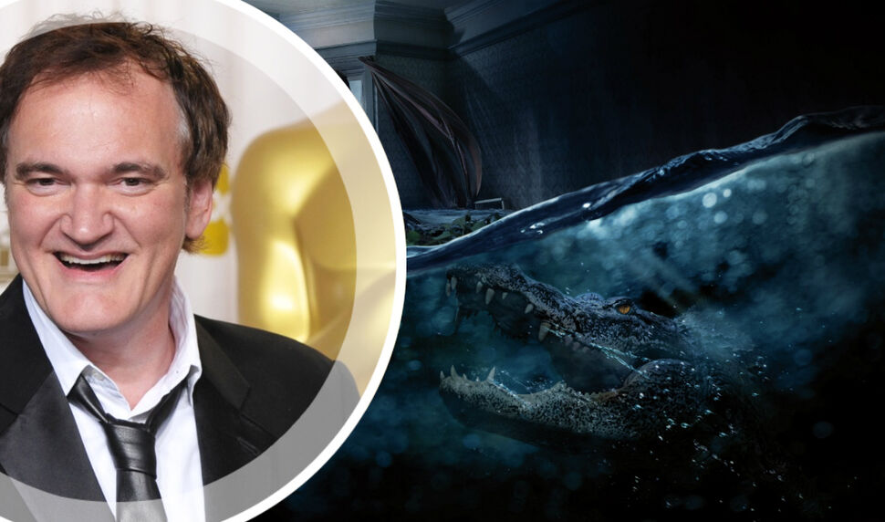 От Кинга до крокодила: Квентин Тарантино назвал три лучших фильма 2019 года