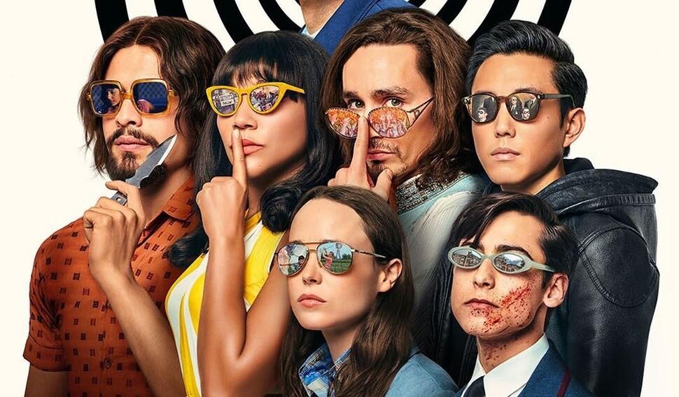 Постер 2 сезона «Академии Амбрелла» намекает на будущее героев
