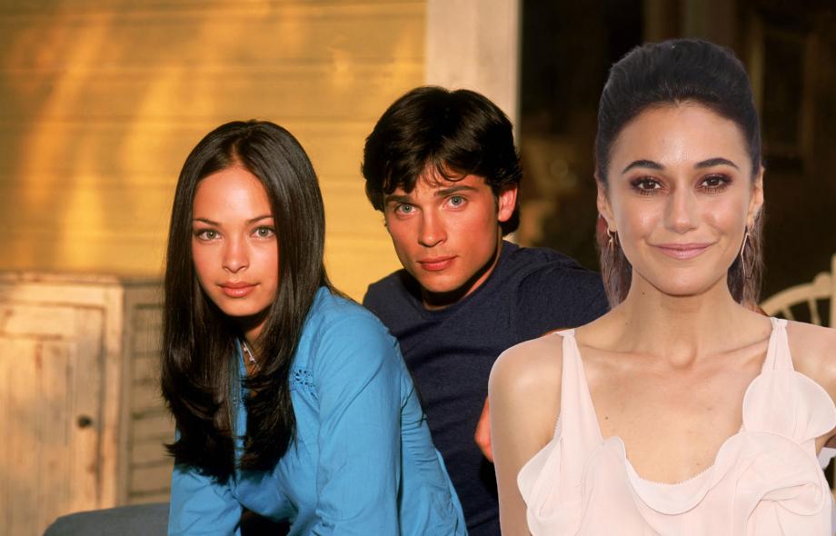 Кристин Кройк из «Тайн Смолвиля» оценила новую Лану Лэнг в сериале CW