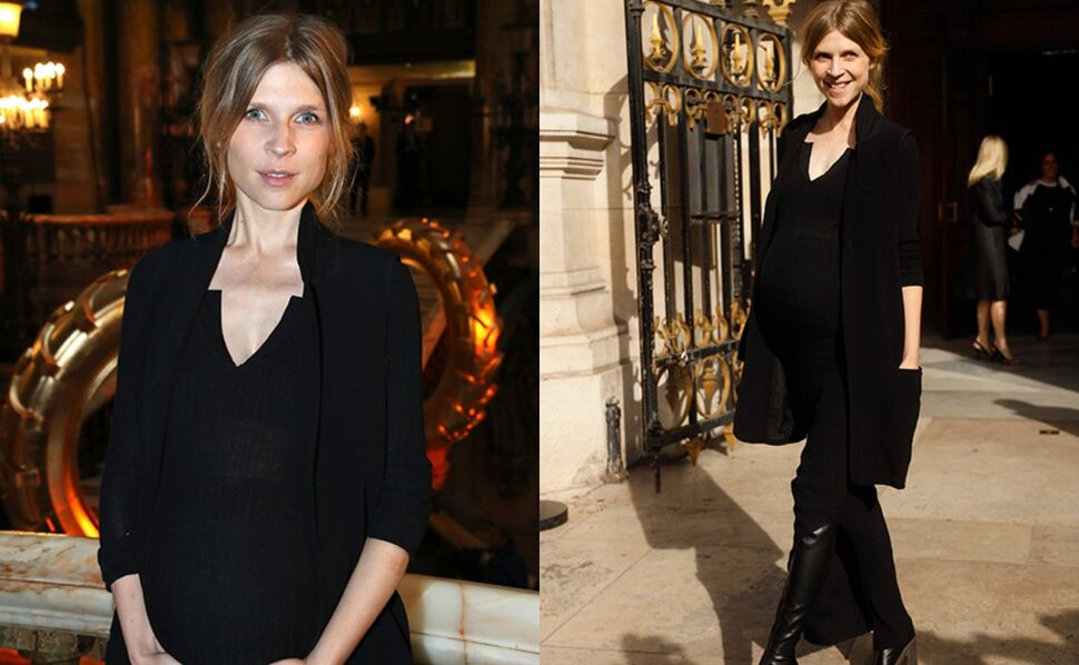 В стиле Флёр Делакур: звезда «Гарри Поттера» сообщила о беременности на Неделе моды
