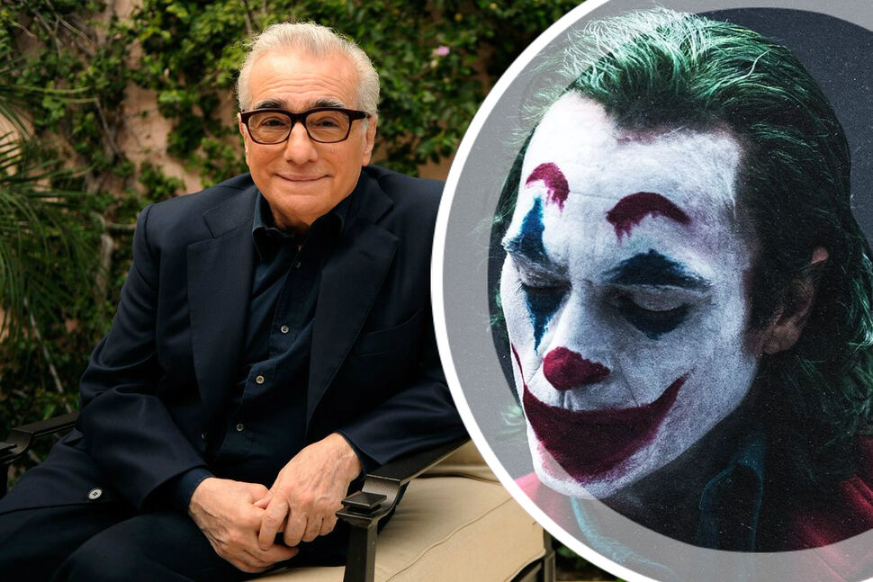 Мартин Скорсезе объяснил, почему отказался от «Джокера»