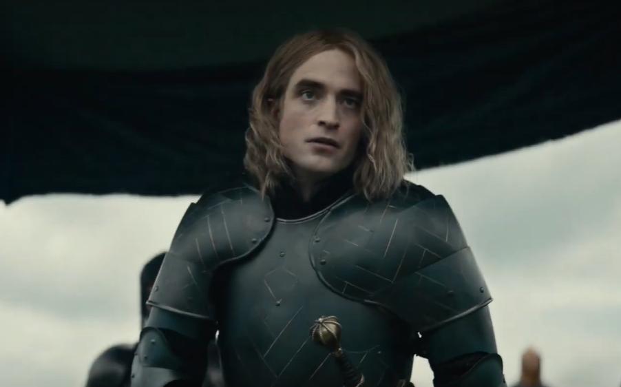 Злодей в парике: фанаты посмеялись над образом Роберта Паттинсона в трейлере «Короля»