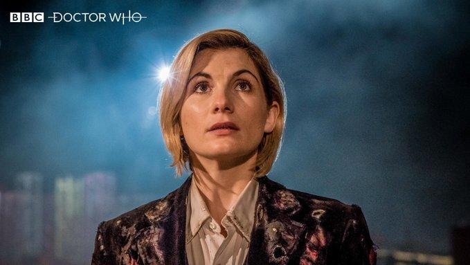 Джоди Уиттакер в образе Доктора Кто поделилась планом выживания на время коронавируса