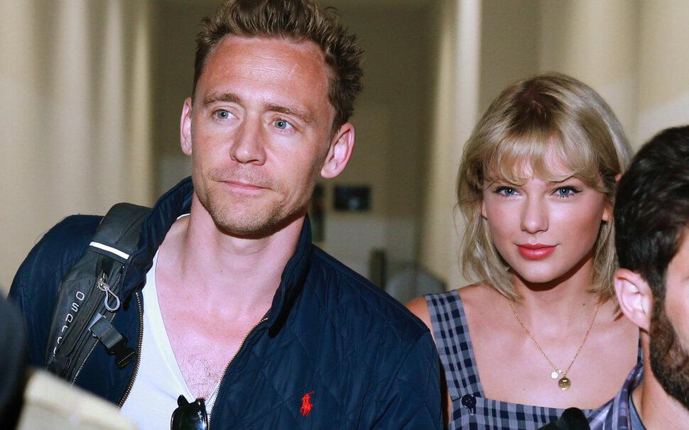 Том Хиддлстон запретил спрашивать его о романе с Тейлор Свифт