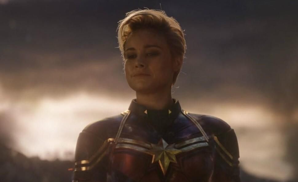 Сценаристам «Мстителей: Финал» пришлось избавиться от Капитана Марвел, чтобы «сохранить баланс»