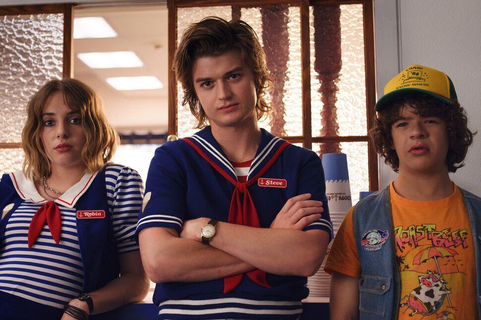 В 4 сезоне «Очень странных дел» появится четыре новых персонажа