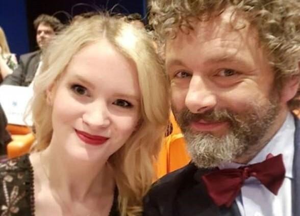 50-летний Майкл Шин и 25-летняя Анна Лундберг станут родителями