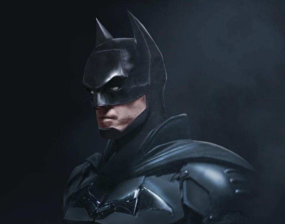 Дождались: Мэтт Ривз показал Роберта Паттинсона в костюме Бэтмена